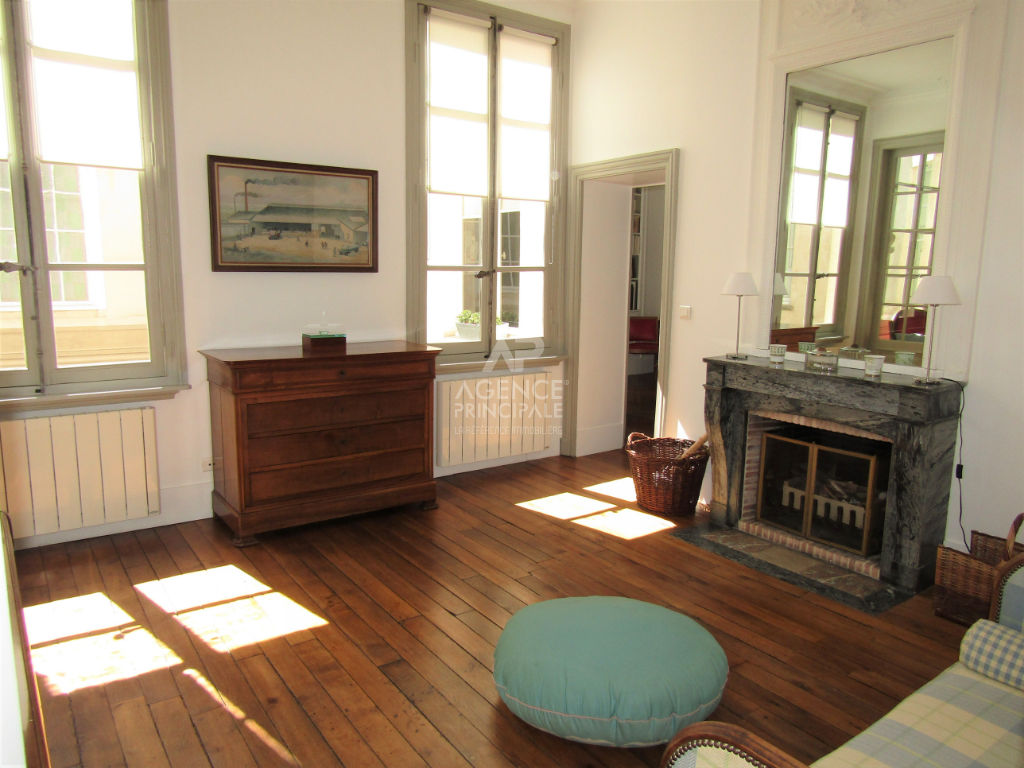 Versailles Place Hoche Appartement 6 P 108 m² 3/7