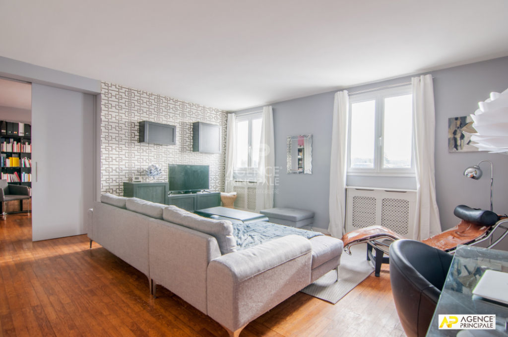 Le Chesnay St-Jean Appartement 4 P 96 m²